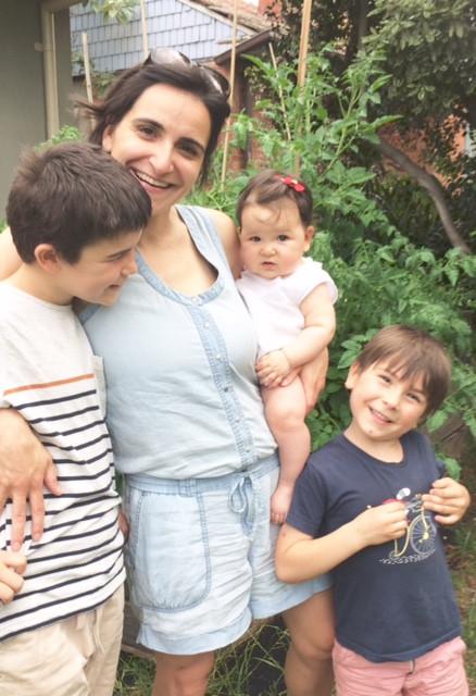 Natalia and family