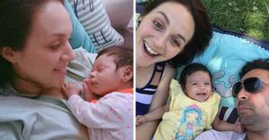 Melissa's motherhood story