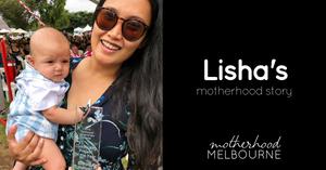 Lisha's motherhood story - Surviving childhood trauma