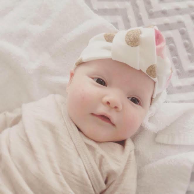 Joanna's daughter - Chloe