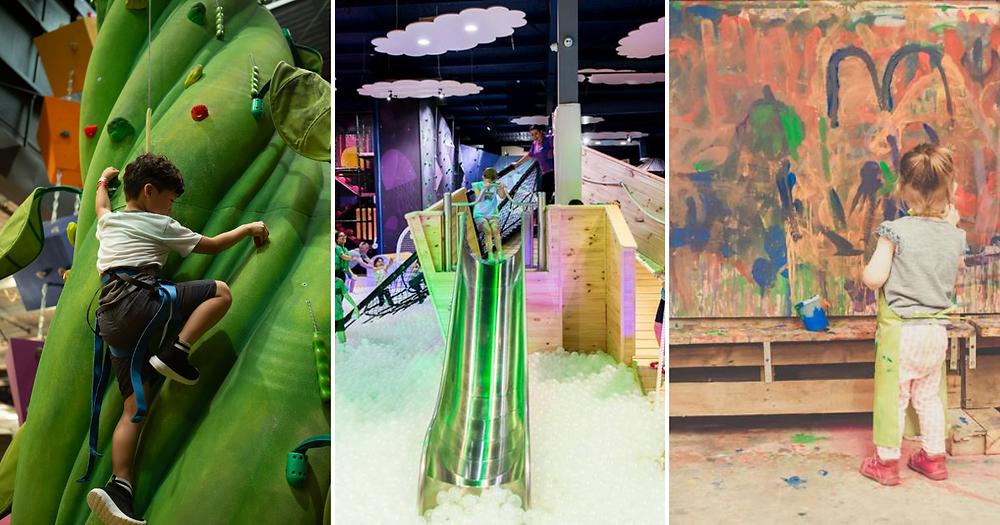 6 indoor activities for kids in Melbourne