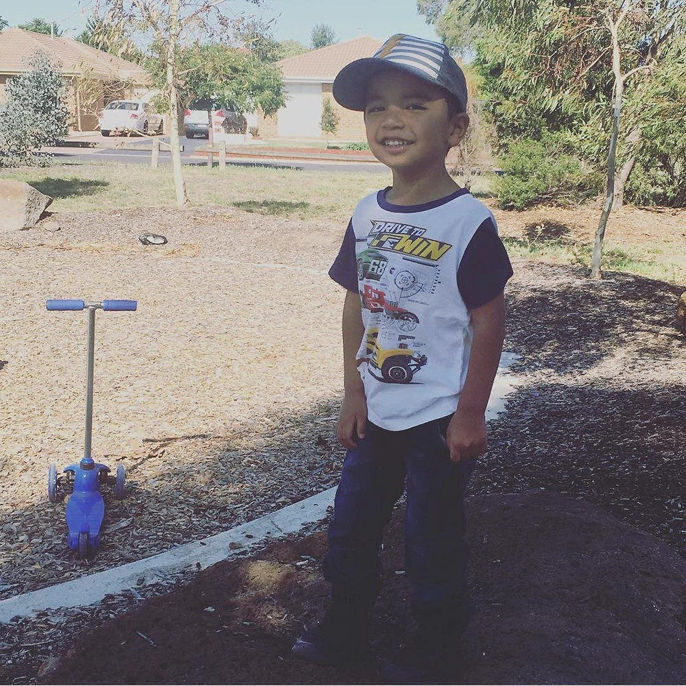 Accepting my son's autism spectrum disorder diagnosis