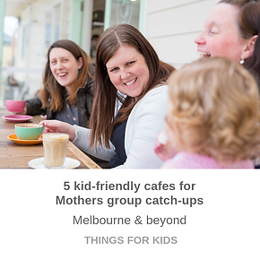 5 Kid-friendly cafes for mothers group c
