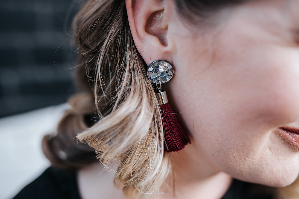 Earrings from Mable and Woods