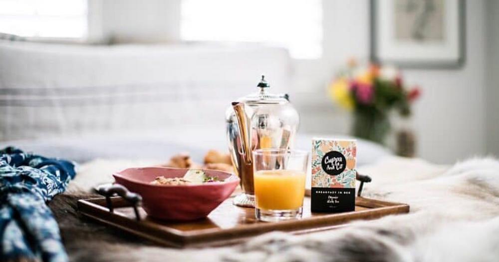 Cuppa and Co - Organic loose leaf tea