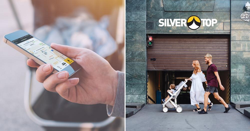 Silver Top app