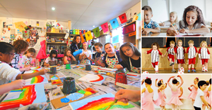 8 kid's classes and activities around Melbourne