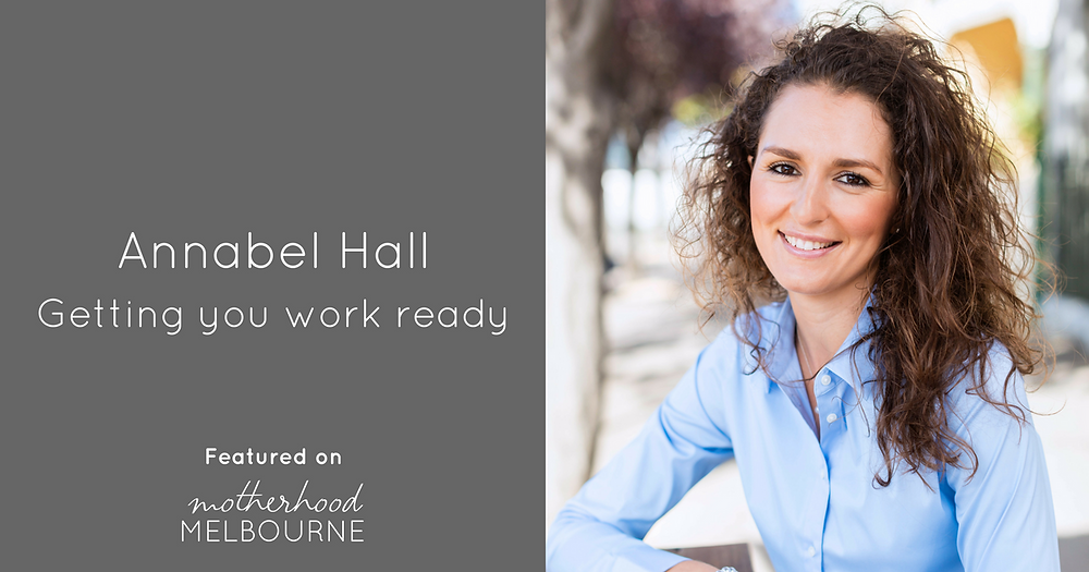 Annabel Hall - Getting you work ready
