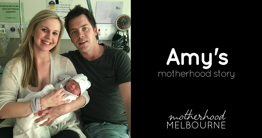 Amy's motherhood story