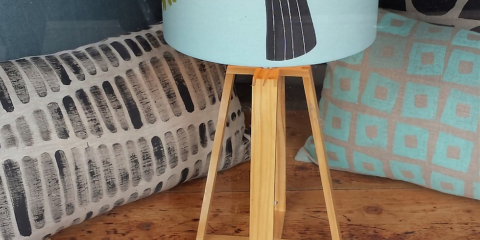 Make your own lampshade for Mother's Day