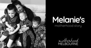 Motherhood and friendship