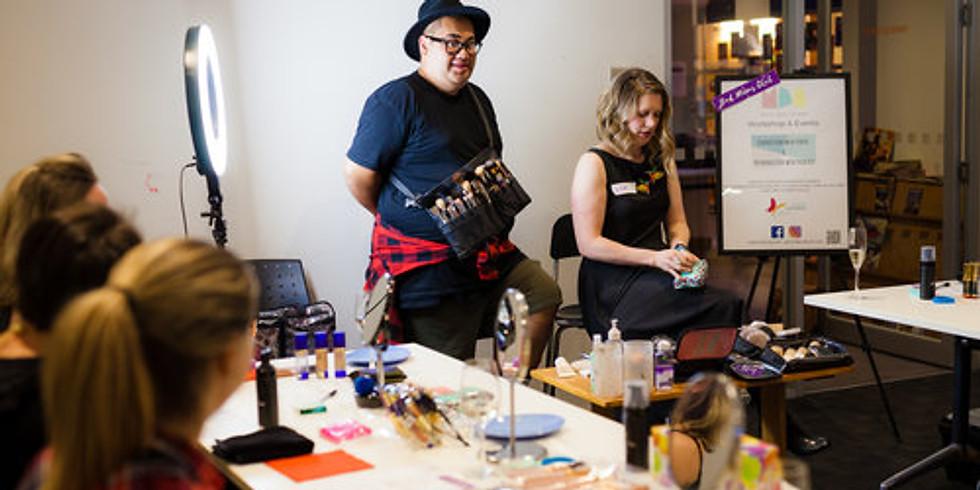 Makeup Workshop with Thom Grey
