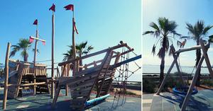 North Road Foreshore Playground