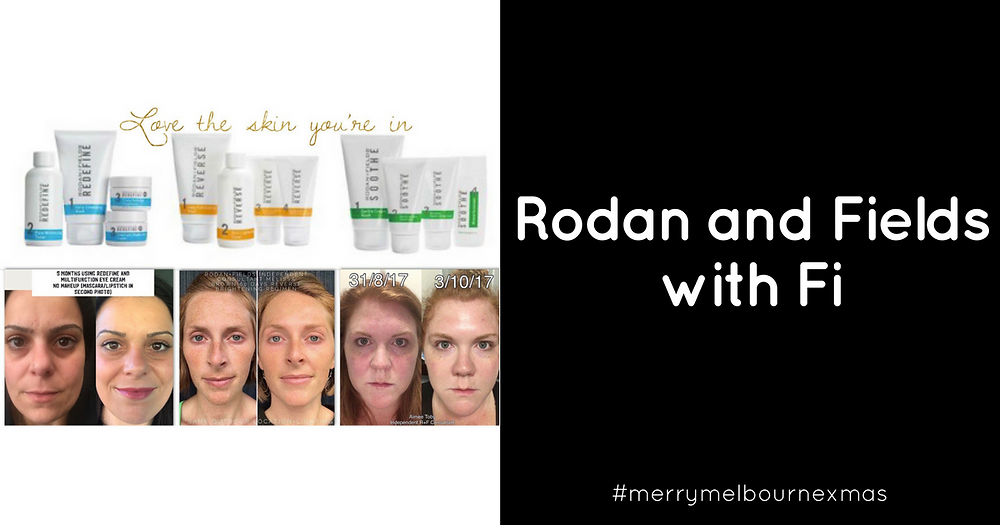 Rodan and Fields with Fi