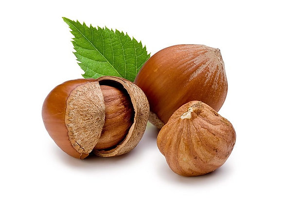 Natural  Raw Hazelnuts (No Shell)