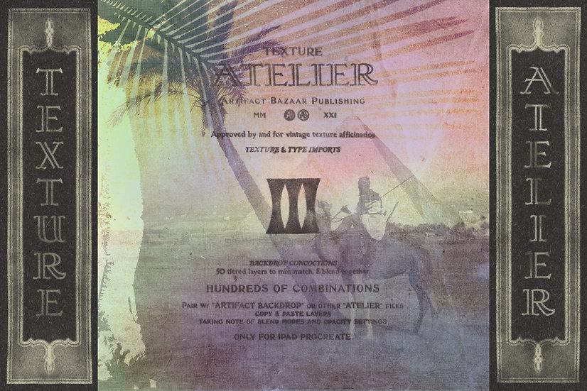 TEXTURE ATELIER III