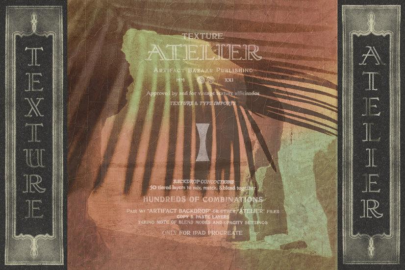 TEXTURE ATELIER I