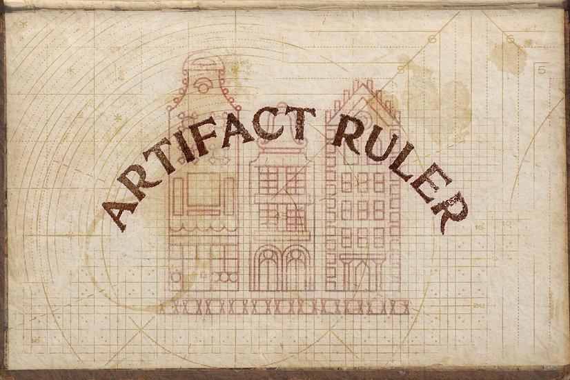 ARTIFACT RULERS