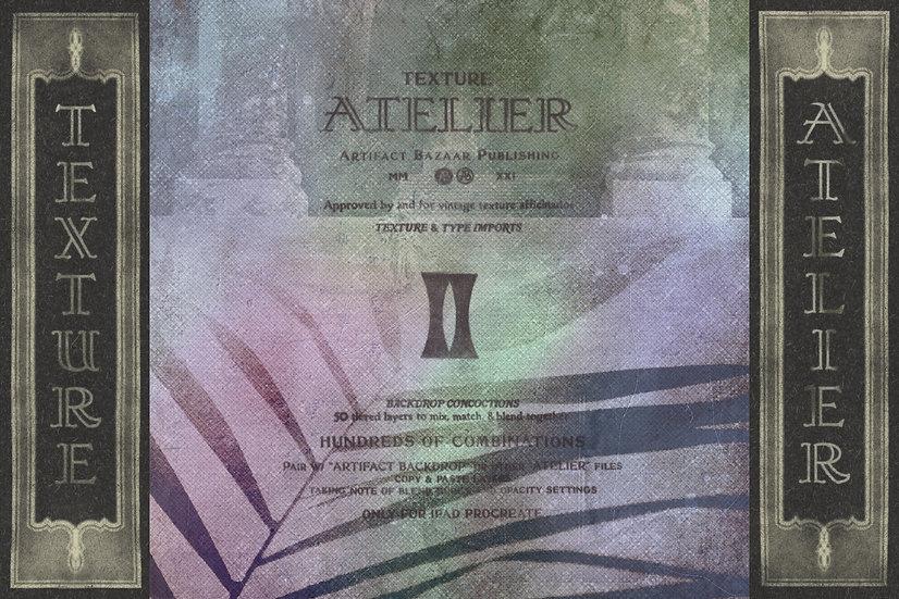 TEXTURE ATELIER II