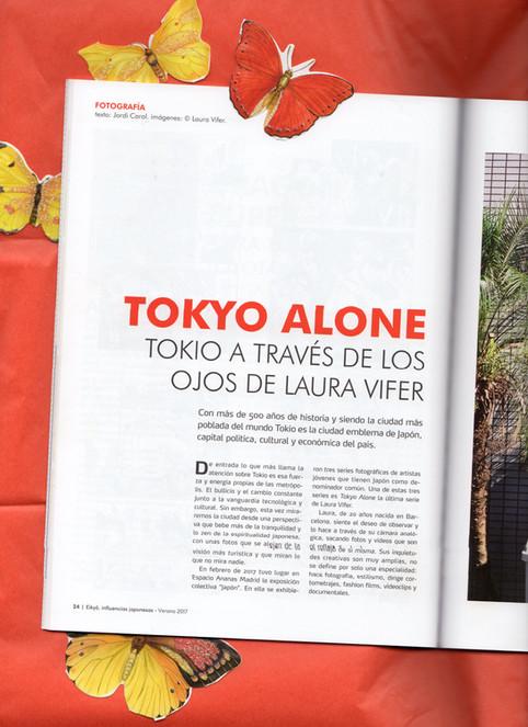 Tokyo Alone  |  Eikyô Magazine
