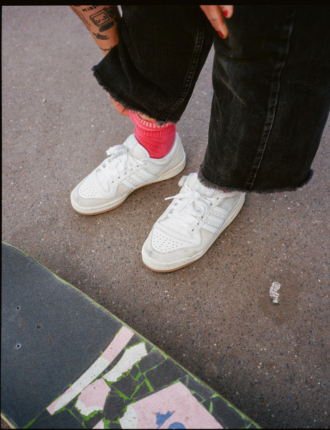 Adidas Skateboarding    Photography
