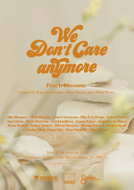 Cartel_We Dont Care Anymore_Peach Blosso