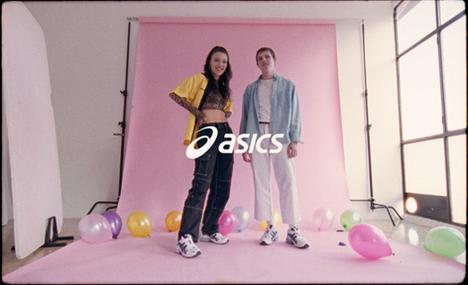 Asics   Commercial