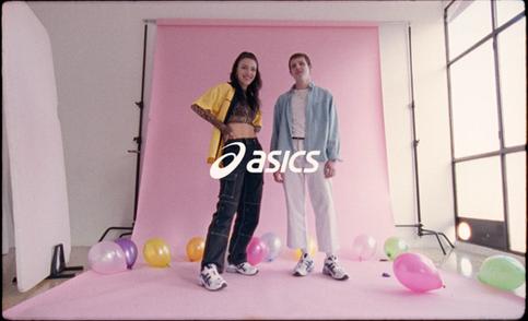 Asics | Commercial