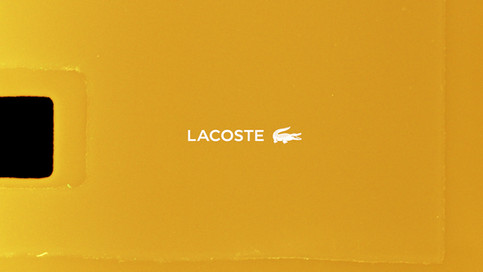 Lacoste   Commercial