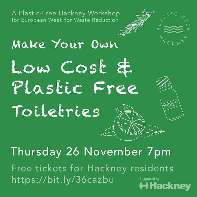 Make Your Own Low Cost Toiletries