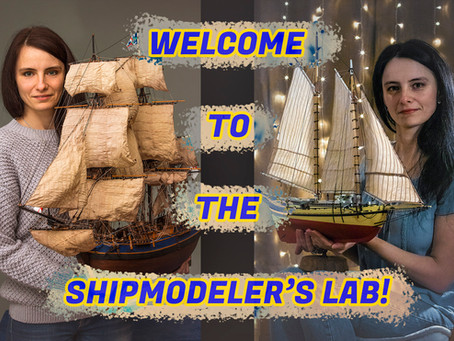 WELCOME TO THE SHIPMODELR'S LAB