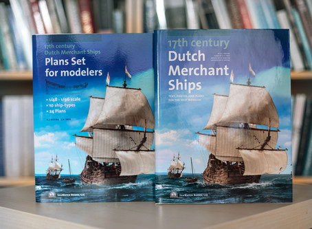 Dutch Merchant Ships of 17th century