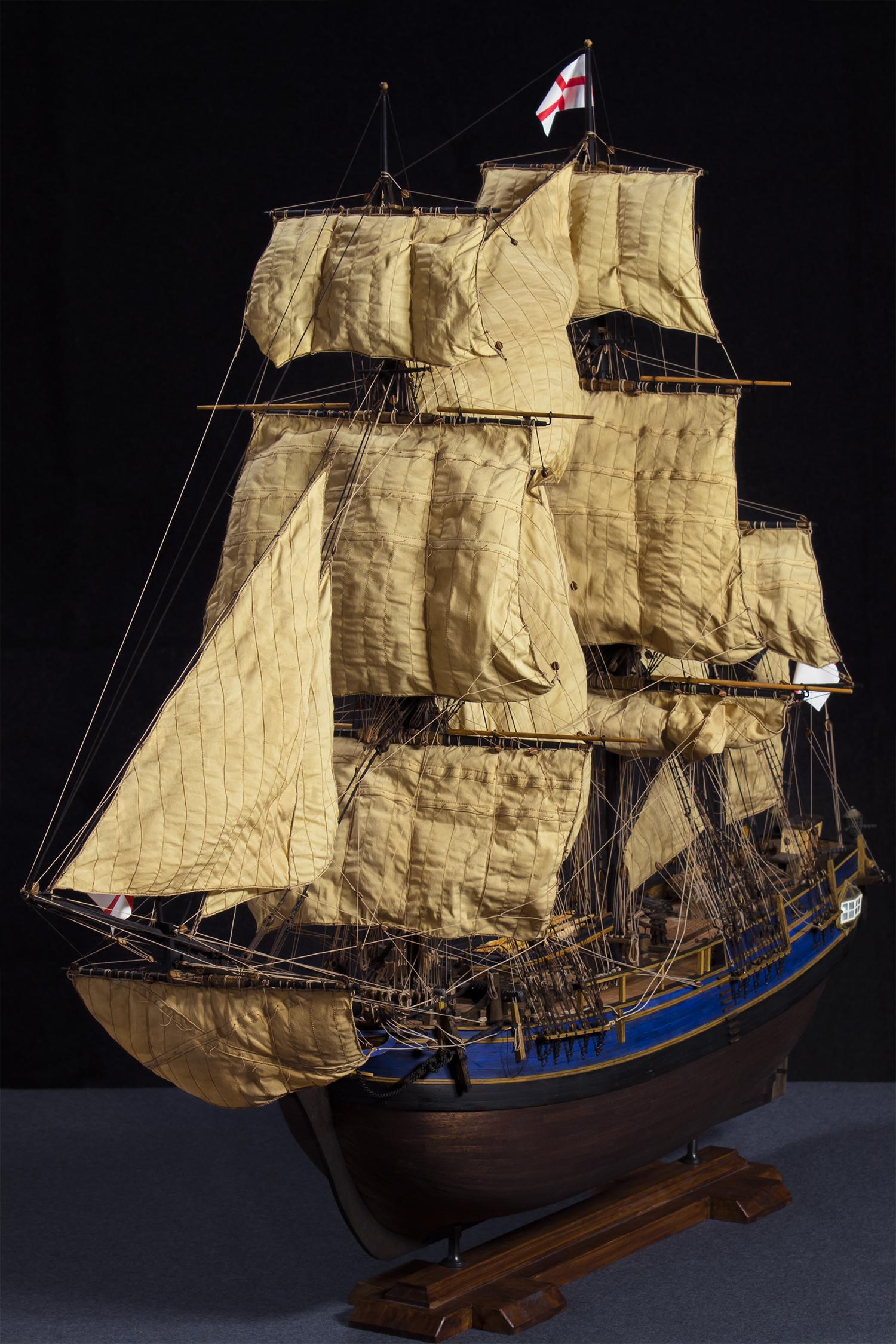 H.M.A.V. Bounty - 1787 (Scale1:45)