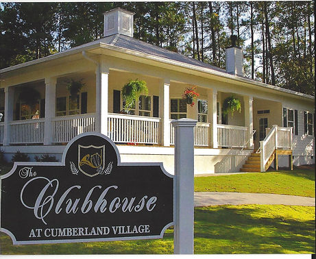The Clubhouse at Cumberland Village Aiken, SC Catering