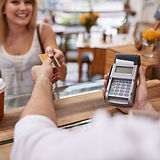 Cafe Credit Card Merchant Services and Q