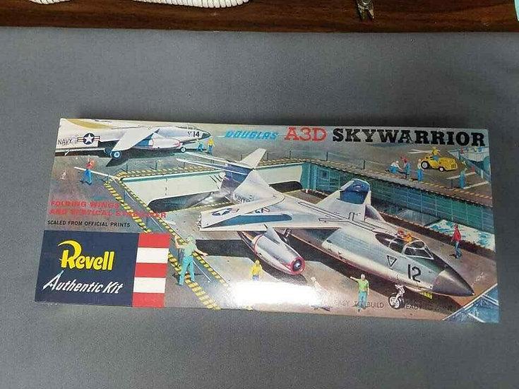 Revell #241 Douglas A3D Skywarrior.