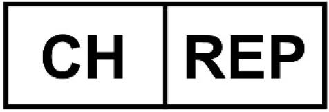 Switzerland CH-REP symbol