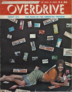 Overdrive - January 1973