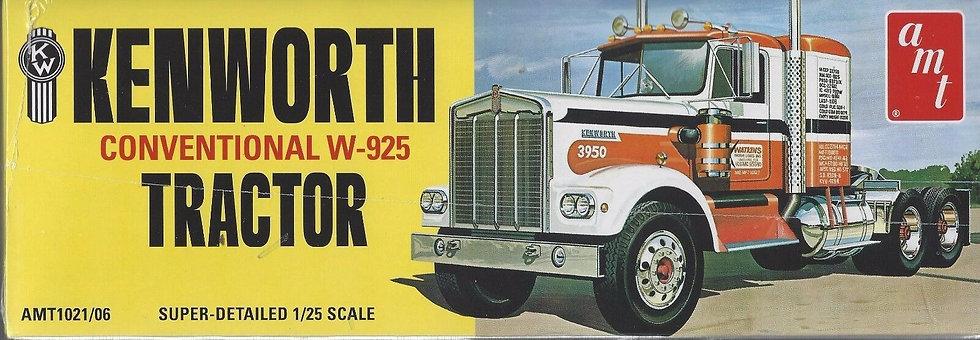 AMT #1021 Kenworth W-925