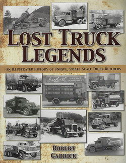 Lost Truck Legends