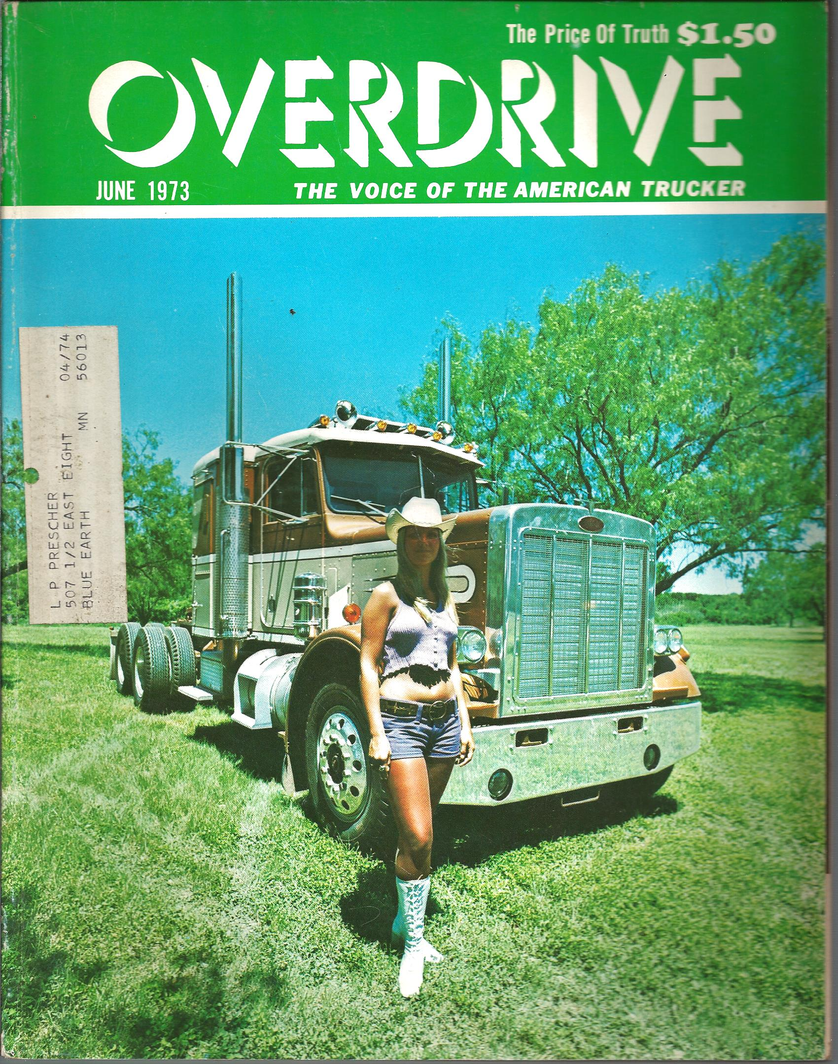 Overdrive June 1973