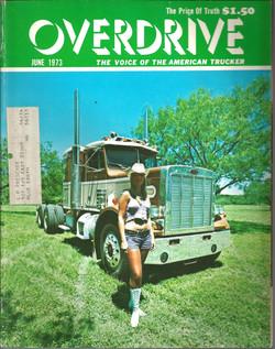 Overdrive June 1973