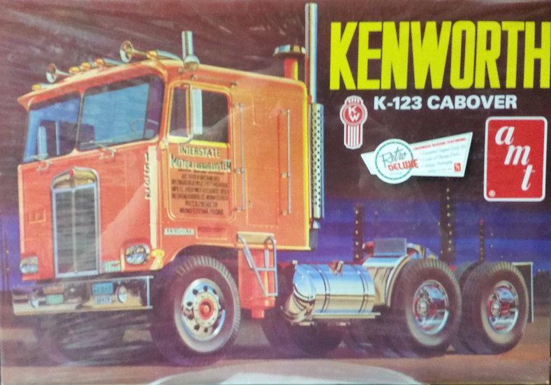 AMT #687 - Kenworth K-123 Cabover Truck