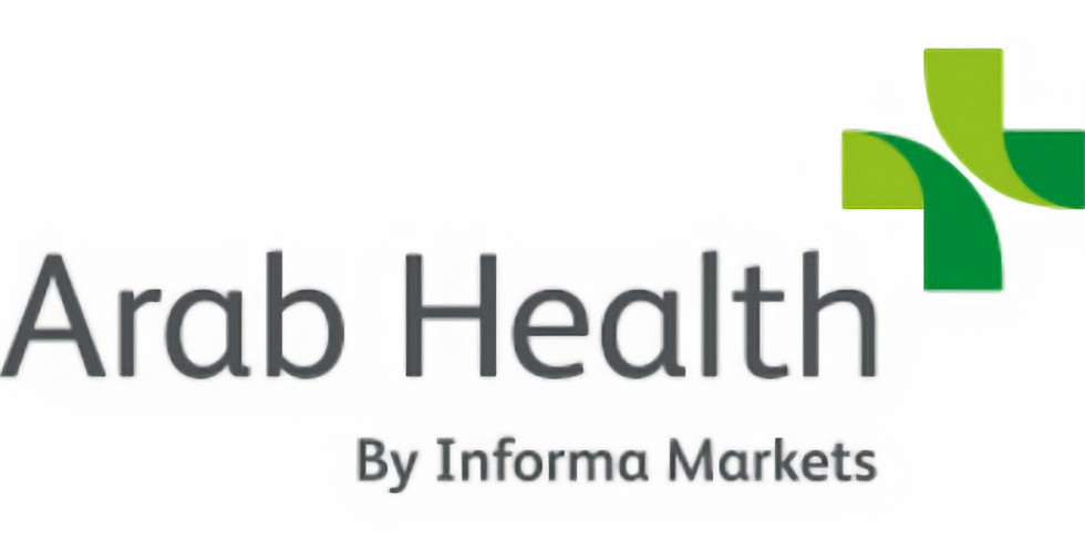 Meet MedEnvoy at Arab Health 2021