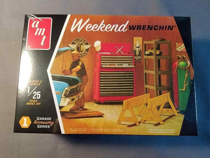 AMT #PP015M - Weekend Wrenchin' kit