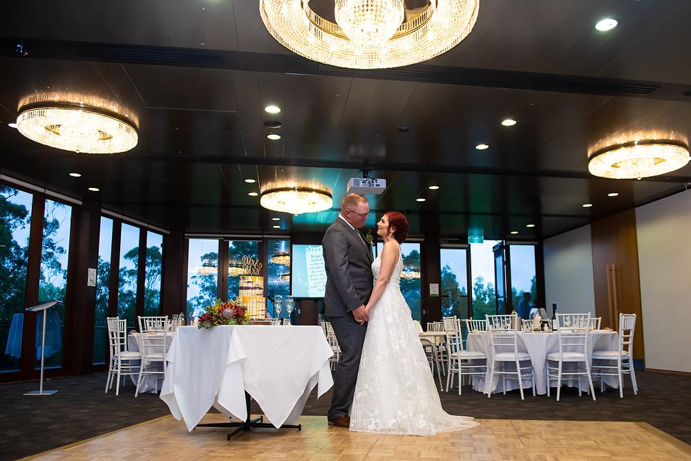 Camden wedding reception Harrington Grove The Woodlands