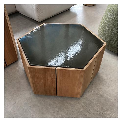 TRIBÙ Hexagon Table