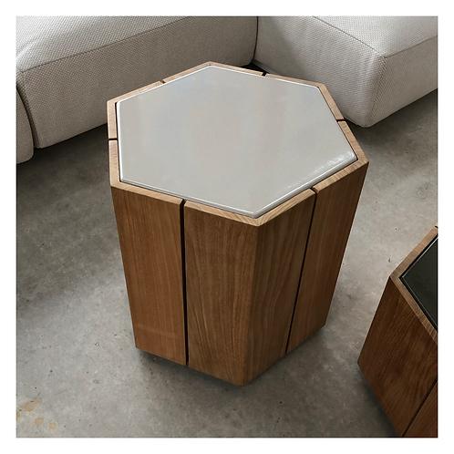 TRIBÚ Hexagon High Table