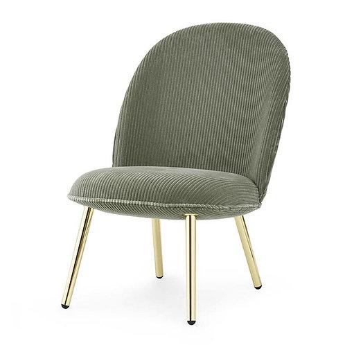 NORMANN COPENHAGEN Ace Lounge Chair Brass