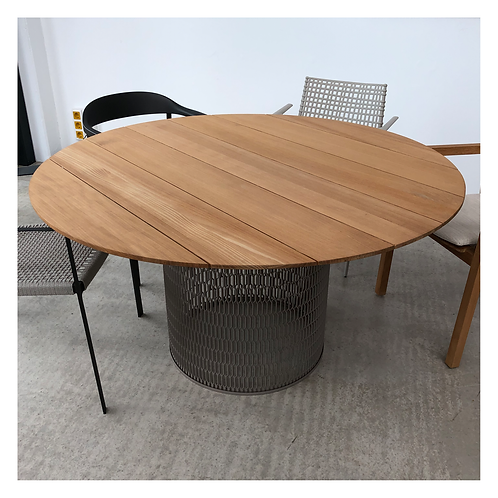 KETTAL Mesh Dining Table